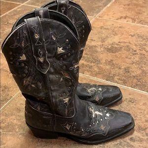 Laredo Women's size 8 black boots